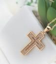 Cross Necklace-3