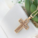 Cross Necklace-3